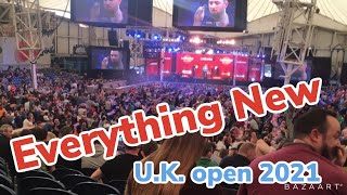 All the changes for uk open darts 2021