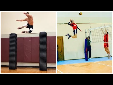TOP 20 â—� Volleyball Exercises To Help You Jump Higher