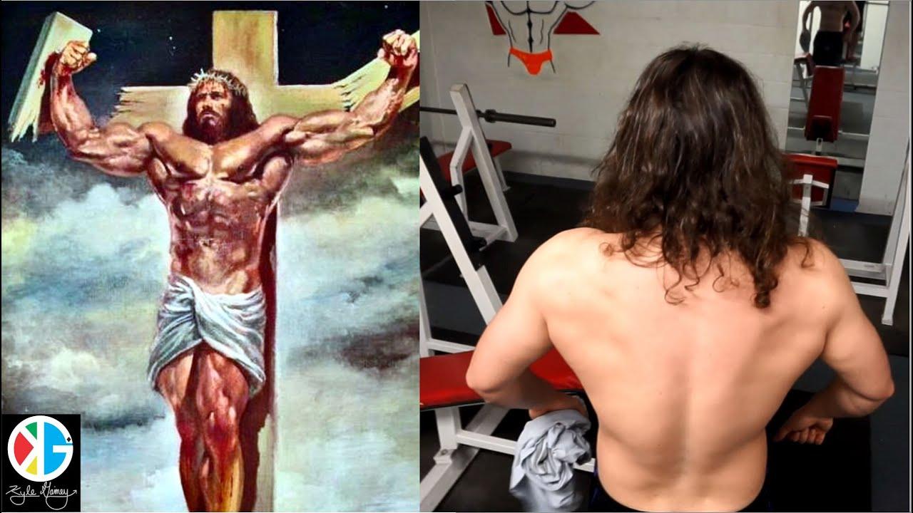 Buff Jesus