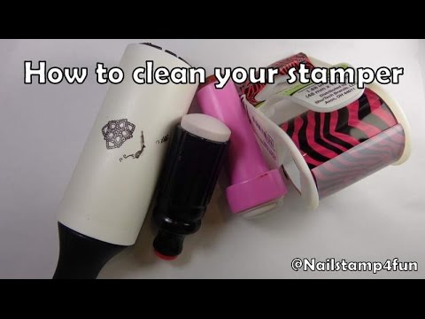 How To Clean Your Stamper