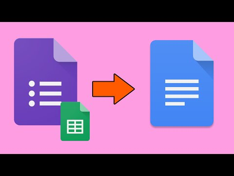 how-to-make-google-form-go-to-google-doc