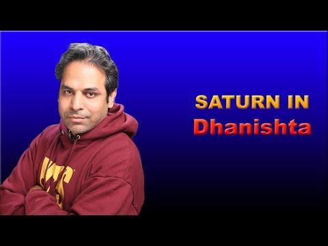 Saturn in Dhanishta Nakshatra in Vedic Astrology