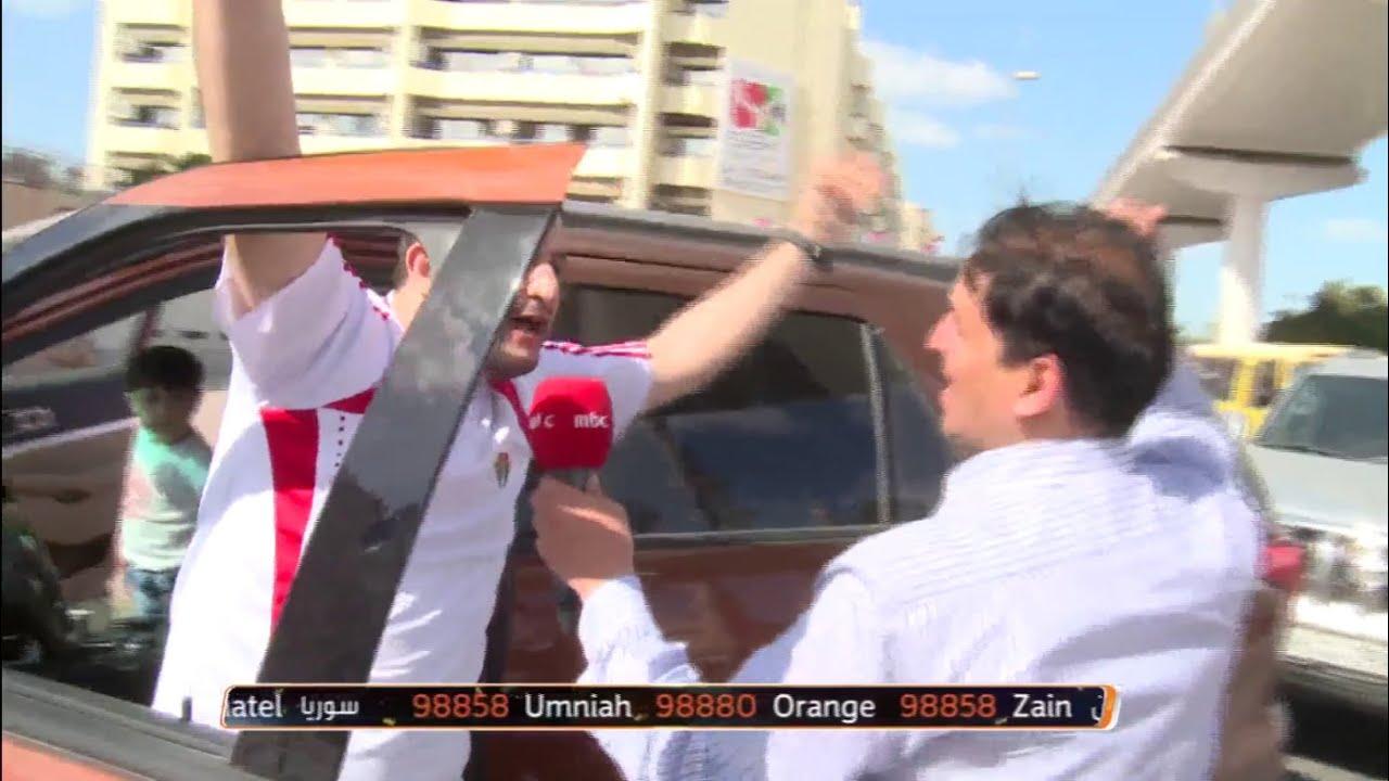 ردود أفعال خروج النشامى من كأس آسيا