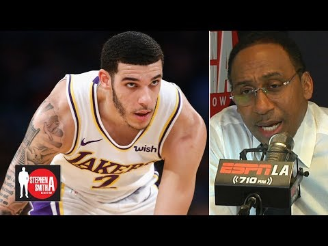 'Lonzo is not a scrub, he can play' – Stephen A. | Stephen A. Smith Show
