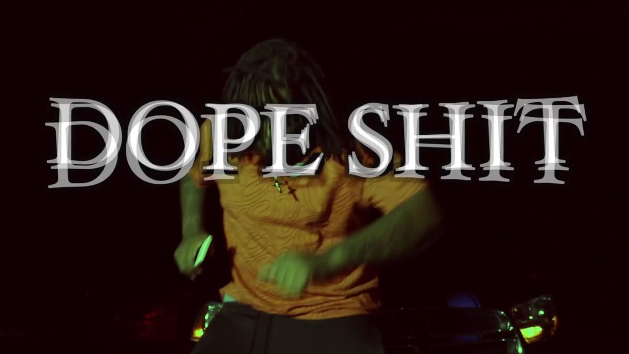 DOPE SHIT (OFFICIAL VIDEO) YOSHIE & BAKING SODA FRESH