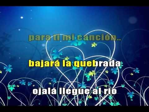 Juan Fernando Velasco - Atajitos de caña - Karaoke