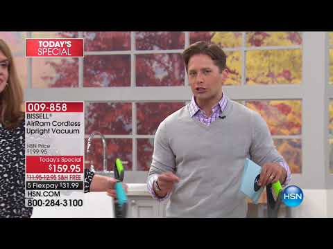 HSN   Fall Home Solutions featuring Bissell 09.09.2017 - 01 AM