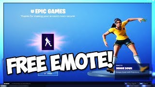 *TUTORIAL* HOW TO GET FREE BOOGIE DOWN EMOTE!! (Fortnite Battle Royale)