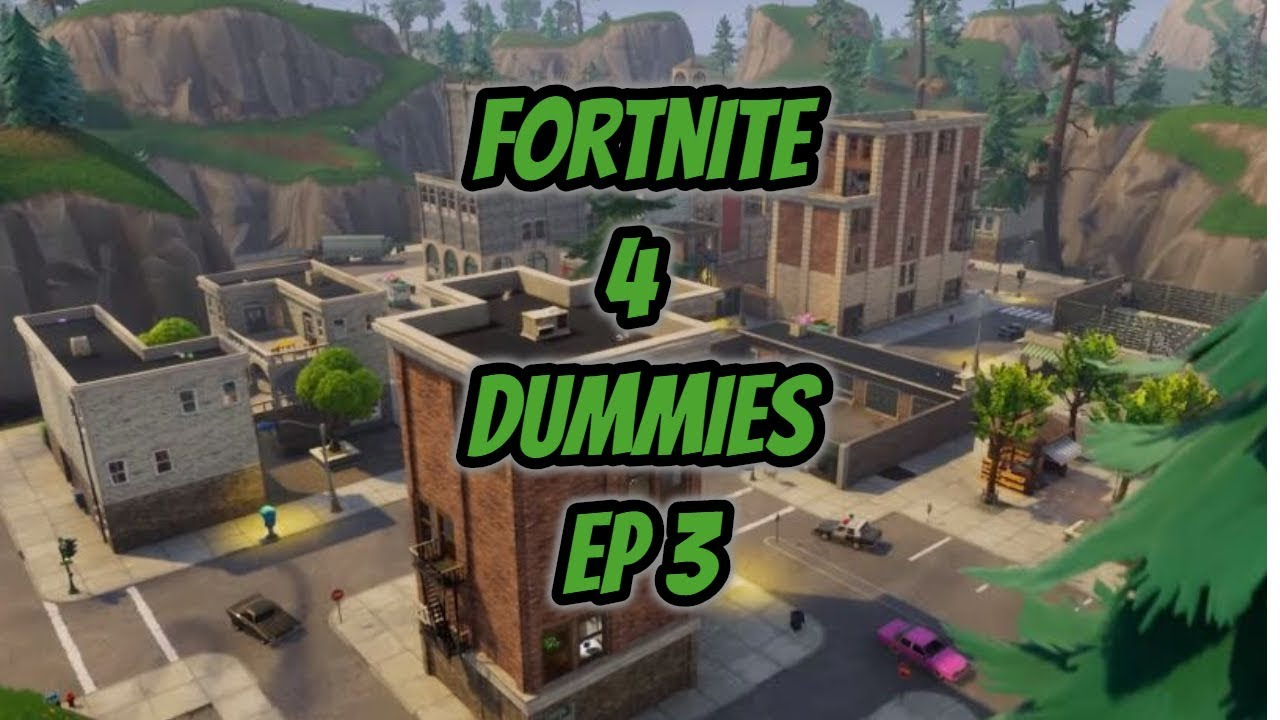 Solo Dolo | Fortnite 4 Dummies Ep 3