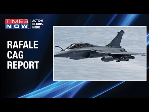 Rafale CAG Report: Government claims massive gains in procurement | Times Now Exclusive