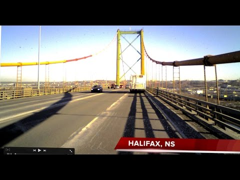 Halifax to Toronto Time Lapse