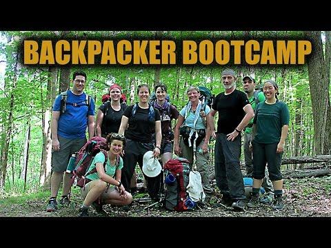 Beginner Backpacker Bootcamp
