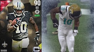 madden 16 ultimate team   1st game