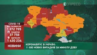 Коронавірус в Украі ні статистика за 13 квітня