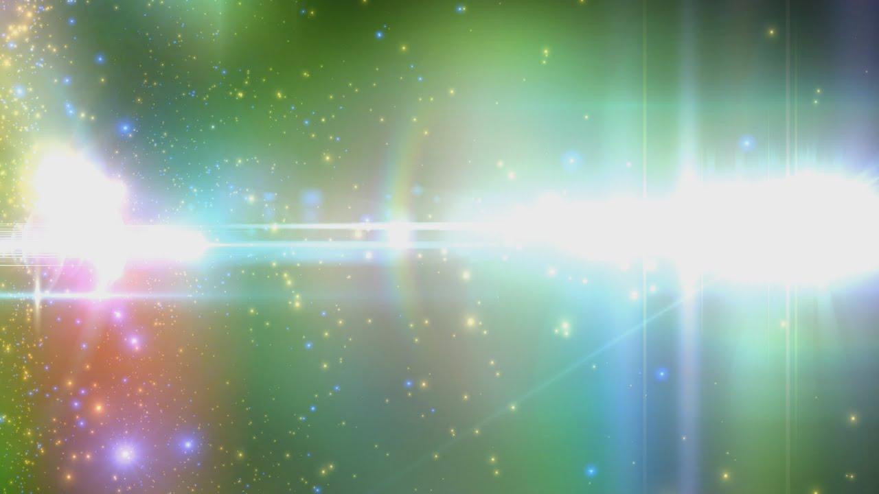 4k rainbow shining space - photo #4