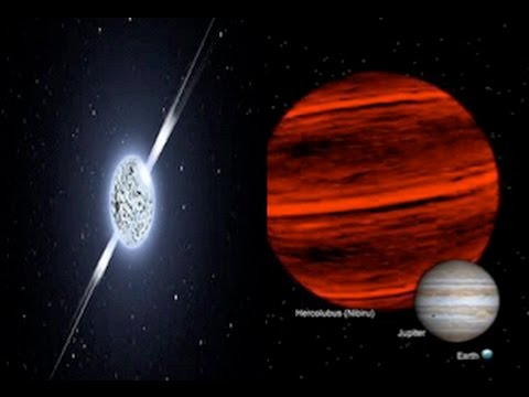 Pulsar VS  Solar System| Nibiru System