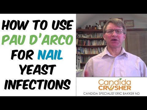 How To Use Pau D'arco For Nail Yeast Infections