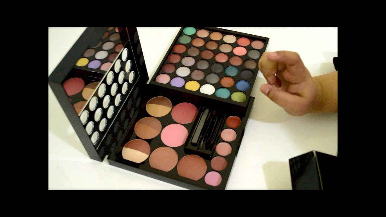 Populaire Nyx Makeup Artist Kit - YouTube HY07