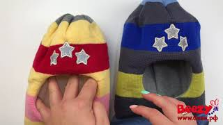 Обзор шапки шлема Beezy 1408 3 Звезды