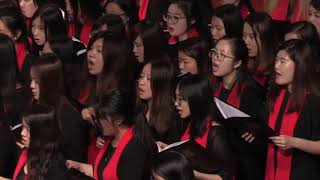 Hong Kong Baptist University Choir, Women's Chorus, & Cantoría Hong Kong - Vivaldi, Magnificat