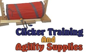 Clicker Training And Agility Supplies