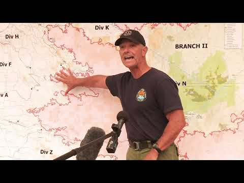 Oregon wildfires: Update on Beachie Creek fire