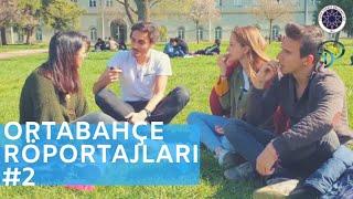 Ortabahçe Röportajları #2 - Yıldız Teknik Üniversitesi