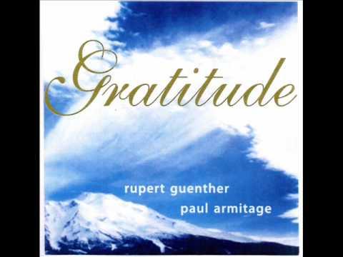 Paul Armitage Rupert Guenther - Gratitude CD - What Time Heals.wmv