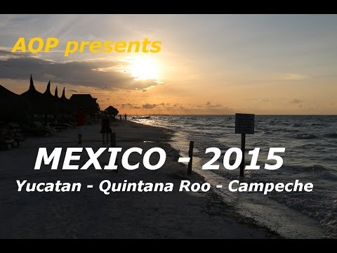 Mexico 2015 -  the complete tour