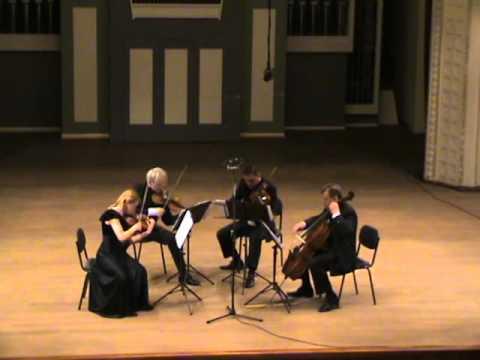 Schubert Der Tod und das Mädchen Vilnius String Quartet