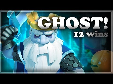 Royal Ghost Mirror Challenge | Christmas Chest Offers | Clash Royale 🍊