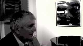 Klaus Volkamer  im Gespräch mit Sabine Glocker (Hesper Verlag)