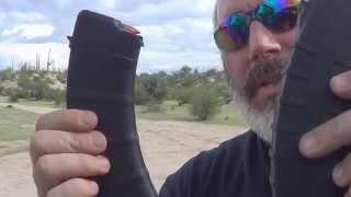 AK-47 Magazine Test : Tapco vs. Thermold