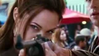 Angelina Jolie Mr.& Mrs. Smith Soundtrack - Lay lady Lay