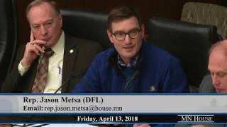 House Job Growth and Energy Affordability Policy and Finance Committee  4/13/18