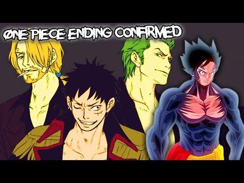 One Piece ENDING CONFIRMED by Eiichiro Oda