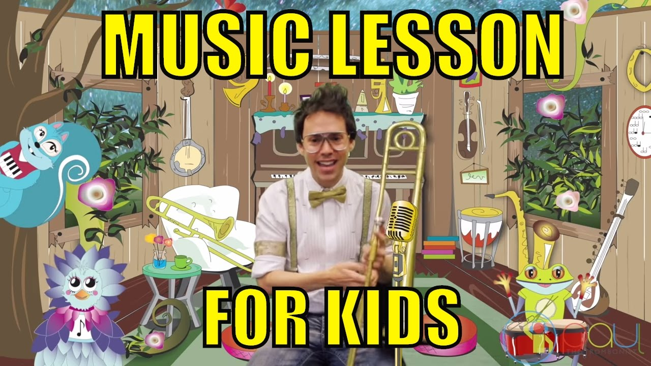 How To Teach Kids Music Music Lessons For Children Youtube