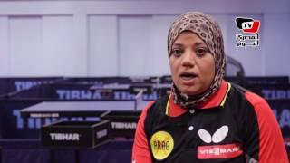 «فايزة عبدالحافظ» أول برلمانية فى التاريخ تشارك بأولمبياد ذوى الإعاقة بـ«ريو دى جانيرو»