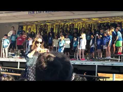 Concert at westmoreland school