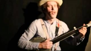 Only a hobo ( Bob Dylan ) - John Edwin on fretless banjo