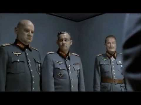 Hitler goes shopping in Warminster!