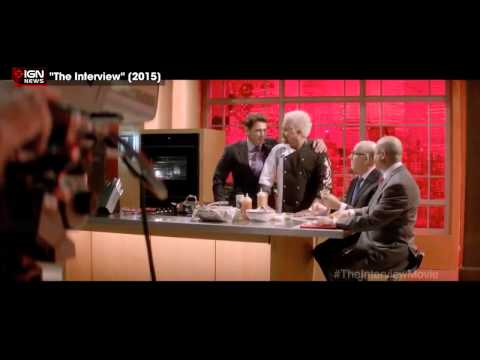 Sony Will Lose $30 Million on The Interview, Says Theatre Group - IGN News