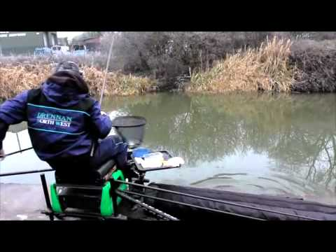 The Caster Race With Lewis Breeze On The Trent & Mersey Canal