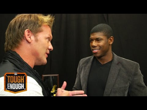Cameras catch Y2J's parting words to Patrick: WWE Tough Enough Digital Extra, July 21, 2015
