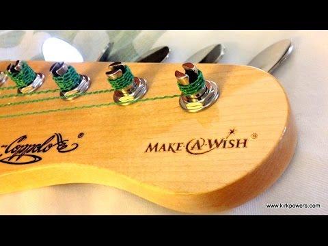 Freddy Reyes Make-A-Wish, Alleva Coppolo, Kirk Powers, Mike X