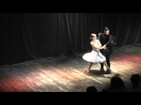 Eric & Mishel-Show-Swan Lake