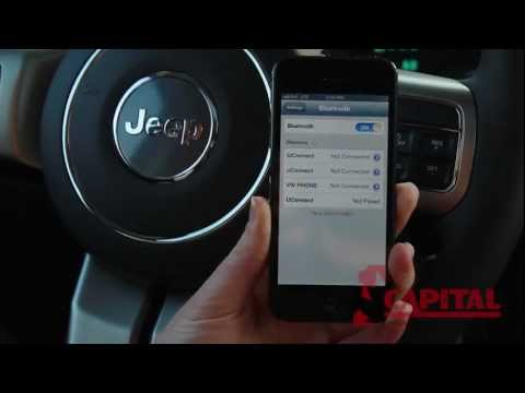 Uconnect Phone Pairing >> [Full Download] Pairing Your Iphone With The Uconnect 230 Media System Available In Jeep Compass ...