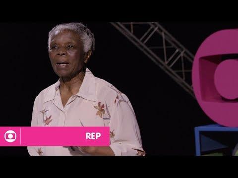 REP - Histórias de Classe: Diva Guimarães acredita na educação para salvar o país