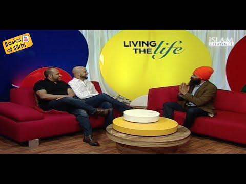 Islam Channel Interviews Basics Of Sikhi (Full) - Sikhs In Pakistan Persecuted