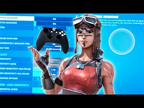 Best Controller Fortnite Settings/Sens Scuf (No Claw) + Deadzones (PS4 + PC Fortnite Chapter 2)